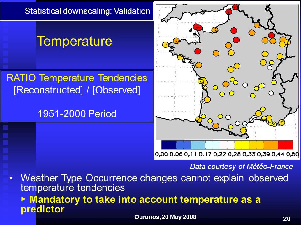 RATIO Temperature Tendencies [Reconstructed] / [Observed]